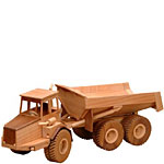Articulated Dump Truck Plan (24