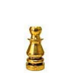 Lamp Shade Adapter Finial 1
