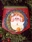 Renee Mullins - Plum Purdy Santa Pocket Packet