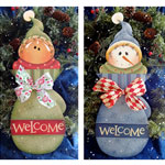 Renee Mullins Packet - Winter Mitten Welcome
