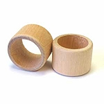 Napkin Ring (Smooth Faced)