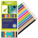 Coloured Pencil Set - 12pc