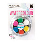 Watercolour Travel Set - 18 colours