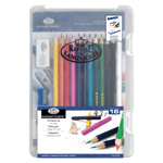 Drawing Art Set - 16pc