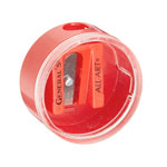 Little Red Sharpener with Canister