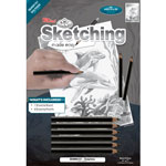 Mini Sketching Kit - Dolphins