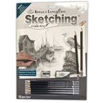 Sketching Made Easy Kit - Fishing Pier