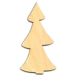 Plywood Tree - 6