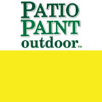 Patio Paint Sunshine Yellow - 2oz