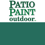Patio Paint Sprout Green - 2oz