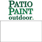 Patio Paint Cloud White - 2oz