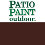 Patio Paint Woodland Brown - 2oz