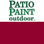 Patio Paint Holly Berry Red - 2oz