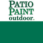Patio Paint Mistletoe Green - 2oz