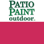 Patio Paint Raspberry Red - 2oz
