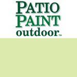 Patio Paint Honeydew - 2oz