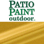 Patio Paint Splendid Gold - 2oz