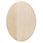 Basswood Oval - 8