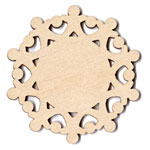 Gingerbread Snowflake - 4