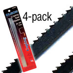 Zona-Coping Saw Blades 15 tpi - 4pc
