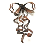 Rusty Tin Bow - 2