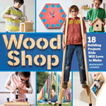 Wood Shop by Margaret Larson