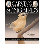 Carving Songbirds by Lori Corbett