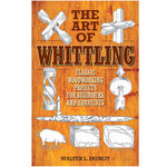 Book - The Art of Whittling
