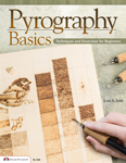 Pyrography Basics by Lora Irish