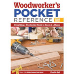 Woodworker's Pocket Reference by Charlie Self