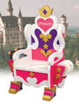 Plan-Princess or Prince Potty Chair
