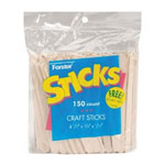 Craft Sticks - 150pc