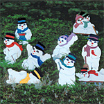 Plan-Playful Snowmen (up to 22