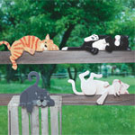 Plan-Lazy Cats (up to 23