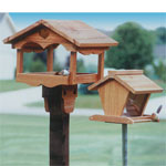 Plan-Bird Feeders
