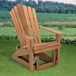 Plan-Adirondack Glider Chair (28