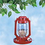 Plan-Lantern Bird Feeder