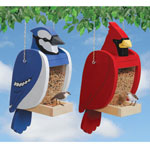 Plan-Bird Feeder Set