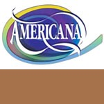 Terra Cotta Americana Paint - 2oz