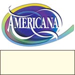 Light Buttermilk Americana Paint - 2oz