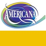 Primary Yellow Americana Paint - 2oz