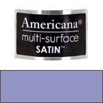 Lavender Field Americana Satin Paint - 2oz