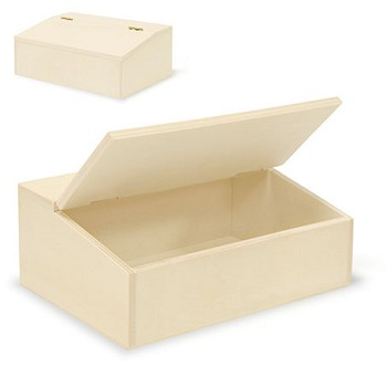 Caddy Box with Lid - 5 1/4""