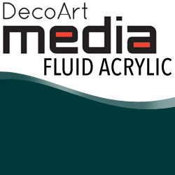 Media Fluid Acrylic Phthalo Green-Blue - 1oz