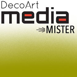 Media Mister Yellow Green - 2oz