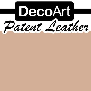 Patent Leather Beige - 2oz