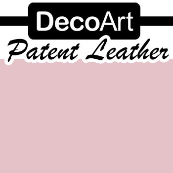Patent Leather Soft Pink - 2oz