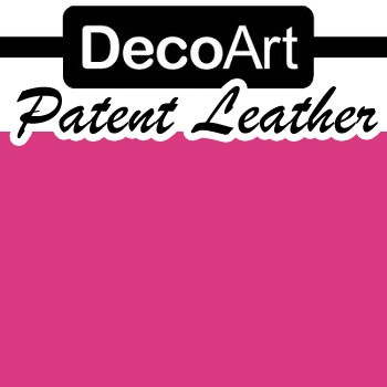 Patent Leather Bright Pink - 2oz