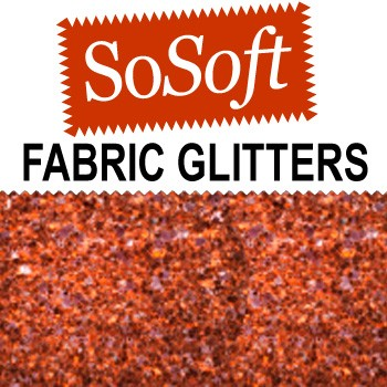 SoSoft Glitters Autumn Flame - 2oz