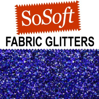 SoSoft Glitters Midnight Blue - 2oz